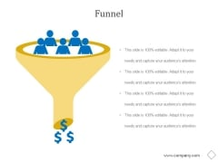 Funnel Ppt PowerPoint Presentation Sample