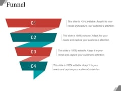 Funnel Ppt PowerPoint Presentation Slide