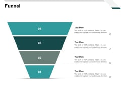 Funnel Sales Ppt PowerPoint Presentation Model Example