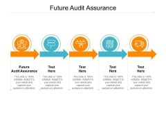 Future Audit Assurance Ppt PowerPoint Presentation Icon Backgrounds Cpb Pdf
