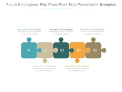 Future Contingency Plan Powerpoint Slide Presentation Examples
