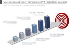 Future Growth And Target Planning Steps Ppt Presentation Examples