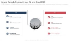 Future Growth Prospective Of Oil And Gas 2030 Icons PDF