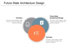 Future State Architecture Design Ppt PowerPoint Presentation Summary Styles Cpb