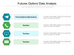 Futures Options Data Analysis Ppt PowerPoint Presentation Pictures Brochure Cpb Pdf