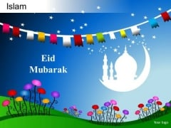 Festival Islam PowerPoint Slides And Ppt Diagram Templates