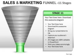 Final Layer Conversion Funnel PowerPoint Slides And Ppt Diagram Templates