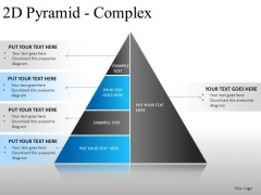 Finance 2d Pyramid Complex PowerPoint Slides And Ppt Diagram Templates