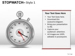 Finance Stopwatch 1 PowerPoint Slides And Ppt Diagram Templates