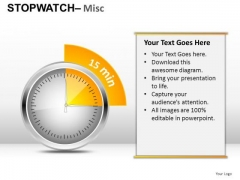 Finance Stopwatch Misc PowerPoint Slides And Ppt Diagram Templates