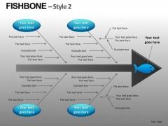 Fishbone Diagram Ppt Slides Download