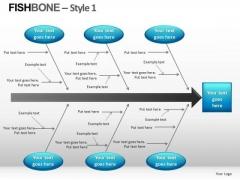 Fishbone Style 1 Ppt 9