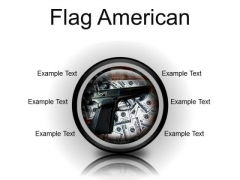 Flag American Security PowerPoint Presentation Slides Cc