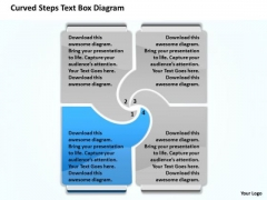Flow Chart Business Diagram PowerPoint Templates 2003