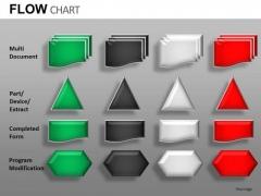 Flow Chart Symbols PowerPoint Slides