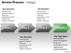 Flow Ppt Arrow Process 4 State Diagram Style 1 Communication Skills PowerPoint 5 Image