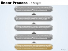 Flow Ppt Background Linear Process 5 Stages Communication Skills PowerPoint 2 Graphic