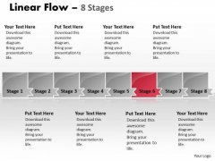 Flow Ppt Theme Parellel Representation Of 8 Issues Time Management PowerPoint 7 Image