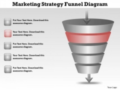 Flowchart For Business Marketing Strategy Funnel Diagram Ppt 2 PowerPoint Templates