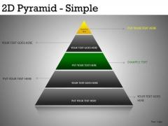 Food Pyramid PowerPoint Slides
