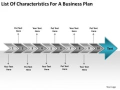 For A Business PowerPoint Theme Plan Simple Plans Templates
