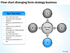 Form Strategy Free Business PowerPoint Templates Ppt 4 Circular Flow Diagram Slides