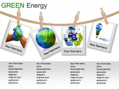 Fresh Green Energy PowerPoint Slides And Ppt Diagram Templates