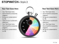 Future Stopwatch 2 PowerPoint Slides And Ppt Diagram Templates