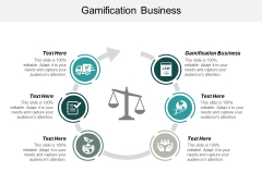 Gamification Business Ppt PowerPoint Presentation Icon Outfit Cpb