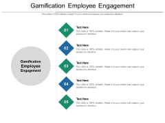 Gamification Employee Engagement Ppt PowerPoint Presentation File Graphics Design Cpb Pdf
