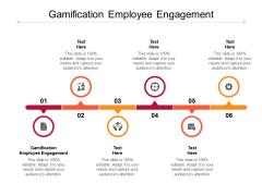 Gamification Employee Engagement Ppt PowerPoint Presentation Portfolio Slides Cpb Pdf