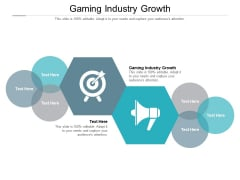 Gaming Industry Growth Ppt PowerPoint Presentation File Samples Cpb Pdf