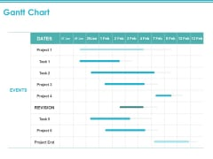 Gantt Chart Events Ppt PowerPoint Presentation Portfolio Graphics