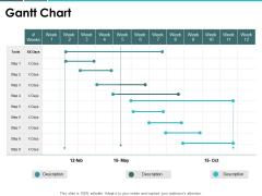 Gantt Chart Management Ppt PowerPoint Presentation Professional Graphics Pictures