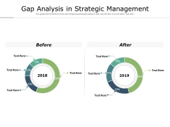 Gap Analysis In Strategic Management Ppt PowerPoint Presentation Show Example Introduction