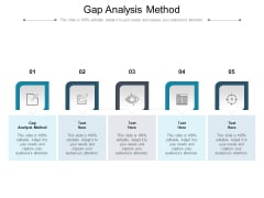 Gap Analysis Method Ppt PowerPoint Presentation Icon Graphic Images Cpb Pdf