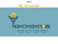 Gate 5 Go To Launch Ppt PowerPoint Presentation Professional Topics