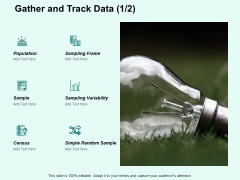 Gather And Track Data Sampling Variability Ppt PowerPoint Presentation Portfolio Mockup