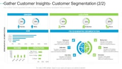 Gather Customer Insights Customer Segmentation Female Internet Marketing Strategies To Grow Your Business Graphics PDF