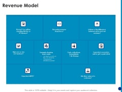 Generating Financial Support Revenue Model Ppt Pictures Tips PDF