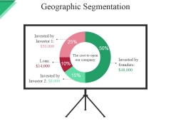 Geographic Segmentation Ppt PowerPoint Presentation File Examples