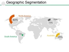 Geographic Segmentation Template 2 Ppt PowerPoint Presentation Outline Skills