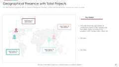 Geographical Presence With Total Projects Information PDF