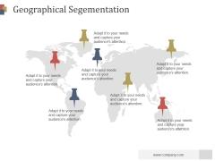 Geographical Segementation Ppt PowerPoint Presentation Designs Download