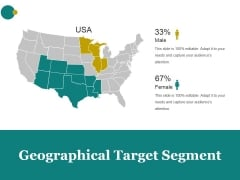 Geographical Target Segment Ppt PowerPoint Presentation Show