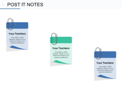 Git Overview Post It Notes Ppt Icon Deck PDF
