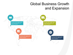 Global Business Growth And Expansion Ppt Powerpoint Presentation Icon Outfit