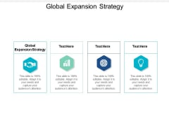 Global Expansion Strategy Ppt PowerPoint Presentation Infographic Template Portfolio Cpb