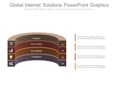 Global Internet Solutions Powerpoint Graphics