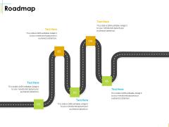 Global Organization Marketing Strategy Development Roadmap Sample PDF
